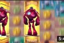 Занос в роботах BigBot Crew